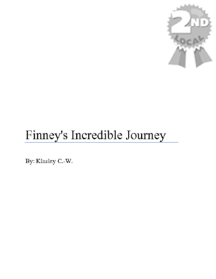 Finney's Incredible Journey by Kinsley C.-W.