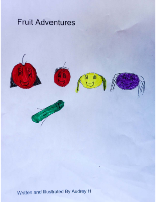 Fruit Adventures by Audrey H.