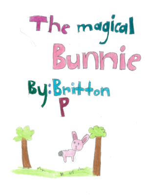 The Magical Bunnie by Britton P.