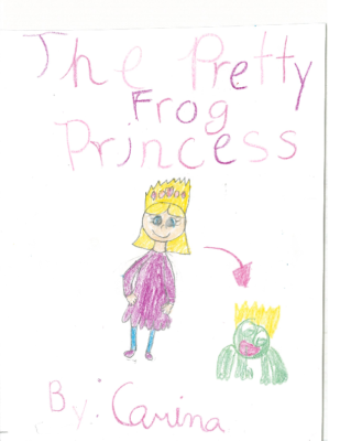 The Pretty Frog Princessby Carina K.