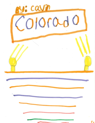 Colorado by Cavin P.