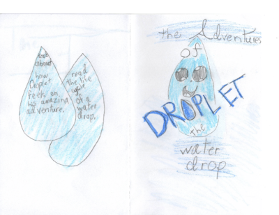 The Adventures of Droplet the Water Dropby Claire P.