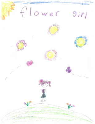 Flower Girlby Hope M.