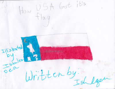How USA Got Its Flagby Ishleen O.