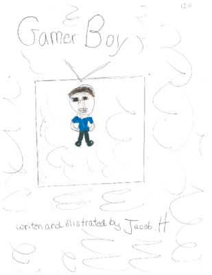 Gamer Boy by Jacob H.