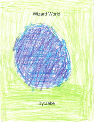 Wizard Worldby Jake P.