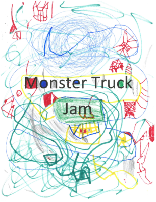 Monster Truck Jamby Jaxon D.