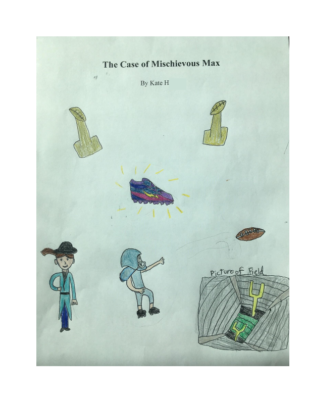 The Case of Mischievous Maxby Kate H.