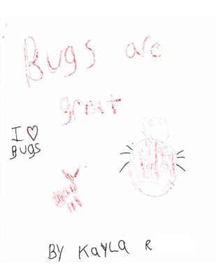 Bugs Are Greatby Kayla R.