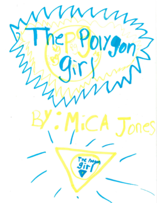 The Polygon Girl by Mica J.