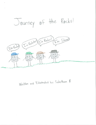 Journey of the Rocksby Sakethram B.