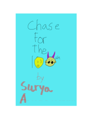 The Chase For the 100thby Surya A.