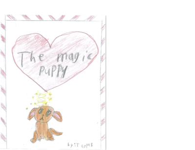 The Magic Puppyby Tanya R.