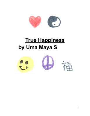 True Happiness by Uma S.