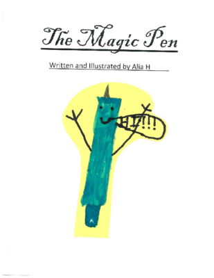 The Magic Pen by Alia H.