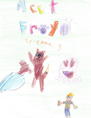Meet Froyo by Emma G.
