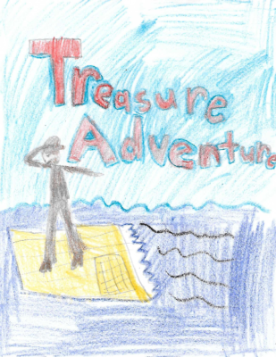 Treasure Adventure by Kaitlyn B.