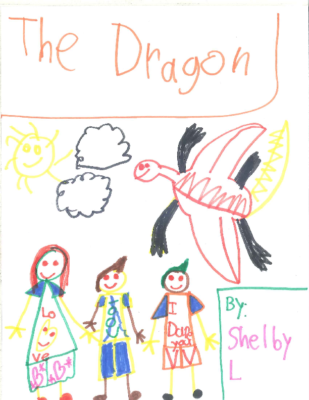 The Dragon by Shelby L.