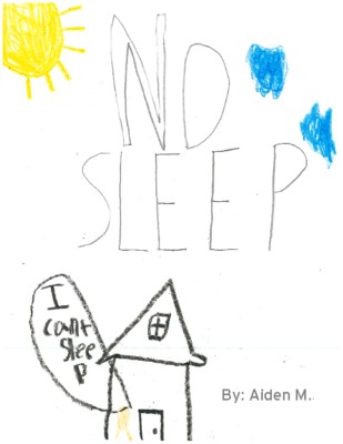 No Sleep by Aiden M.