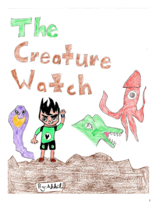 The Creature Watch by Akhil R.