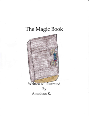 The Magic Book by Amadeus K.