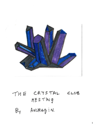 The Crystal Club Meeting by Anurag N.
