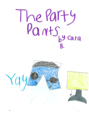 The Party Pants by Cara B.