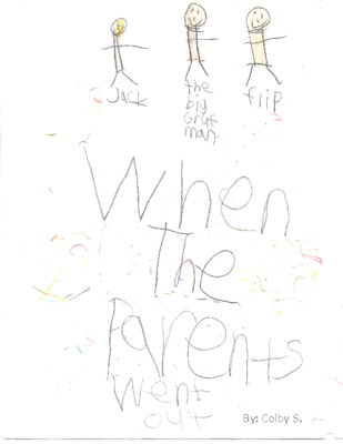 When The Parents Went Out by Colby S.