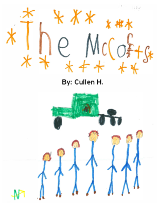 The McCorts by Cullen H.