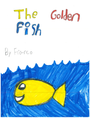 The Golden Fish by Franco G.