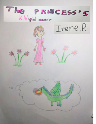 The Princess's Knightmare by Irene P.