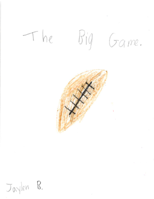 The Big Game by Jaylen B.