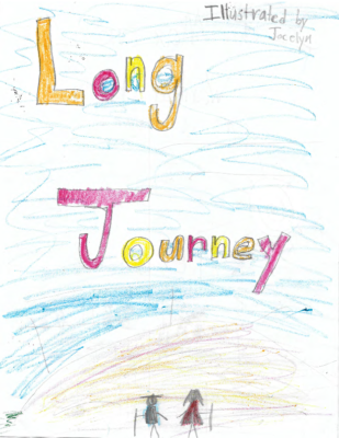Long Journey by Jocelyn P.