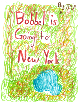 Bobbel Is Going To New York by Josephine H.