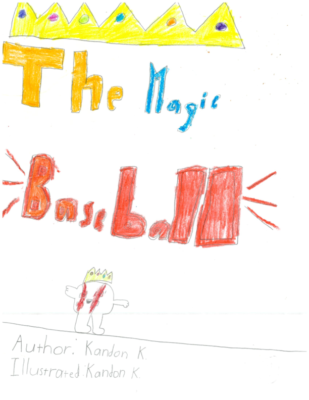 The Magic Baseball by Kandon K.