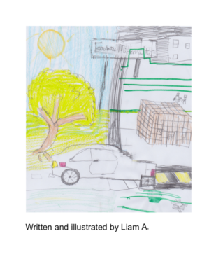 Enchanted Minecraft by Liam A.