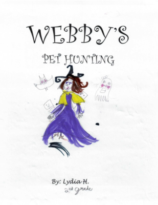 Webby's Pet Hunting by Lydia H.