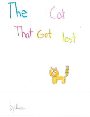 The Cat That Got Lost by Paige J.