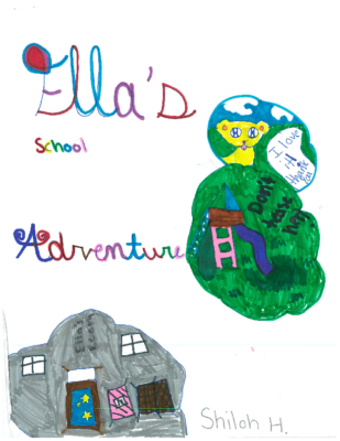 Ella's School Adventure by Shiloh H.