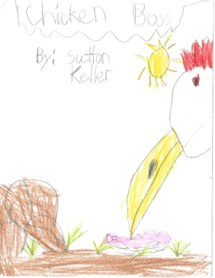 Chicken Boss by Sutton K.