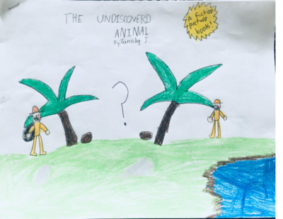 The Undiscovered Animal by Tanishq J.
