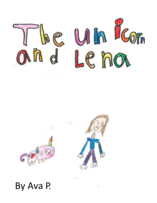 The Unicorn and Lena by Ava P.