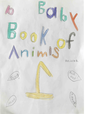 A Baby Book of Animals (Vol. 1) by Julia B.