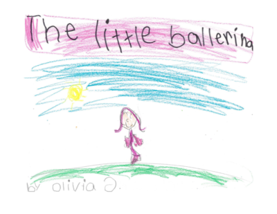 The Little Ballerina by Olivia G.