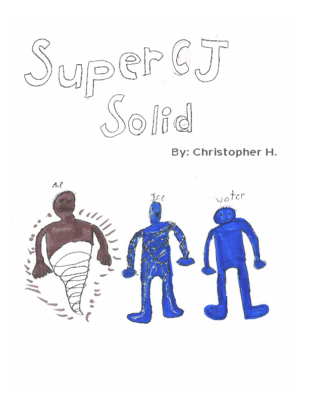 Super CJ Solid by Christopher H.