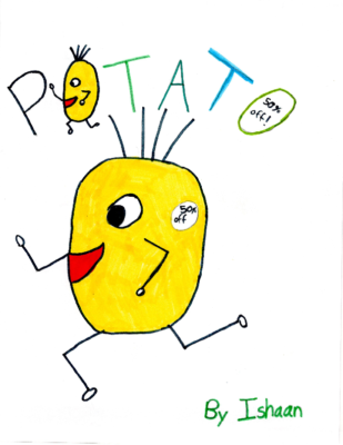 Potato by Ishaan D.