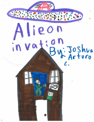Alieon Invation by Joshua C.