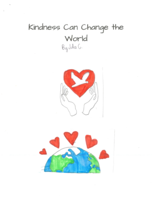 Kindness Can Change the World by Julia C.