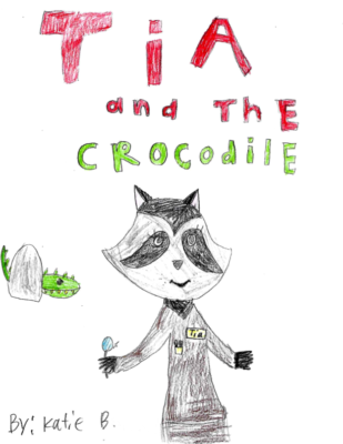 Tia and the Crocodile by Kaitlyn B.