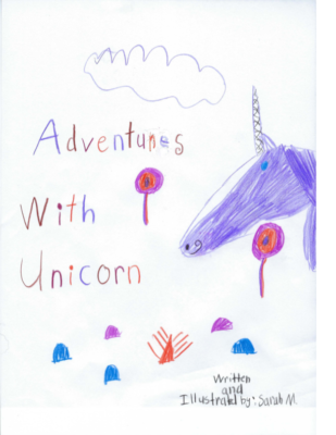 Adventures With Unicorn by Sarah M.